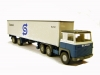 Wiking 52, Container Sattelzug, 1:87