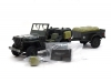 Gonio Willys Jeep 1:24