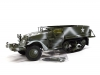 Gonio US Halftrack M3, WW II, 1:24
