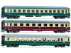 Roco 64168, IC Wagenset, Spur H0